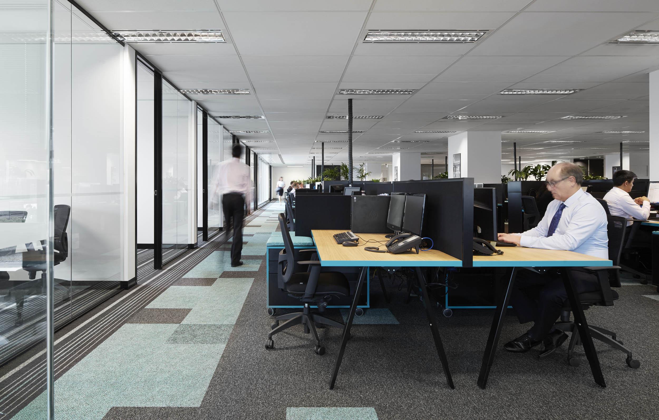 M2 Telecommunications / Vocus - Interior Design