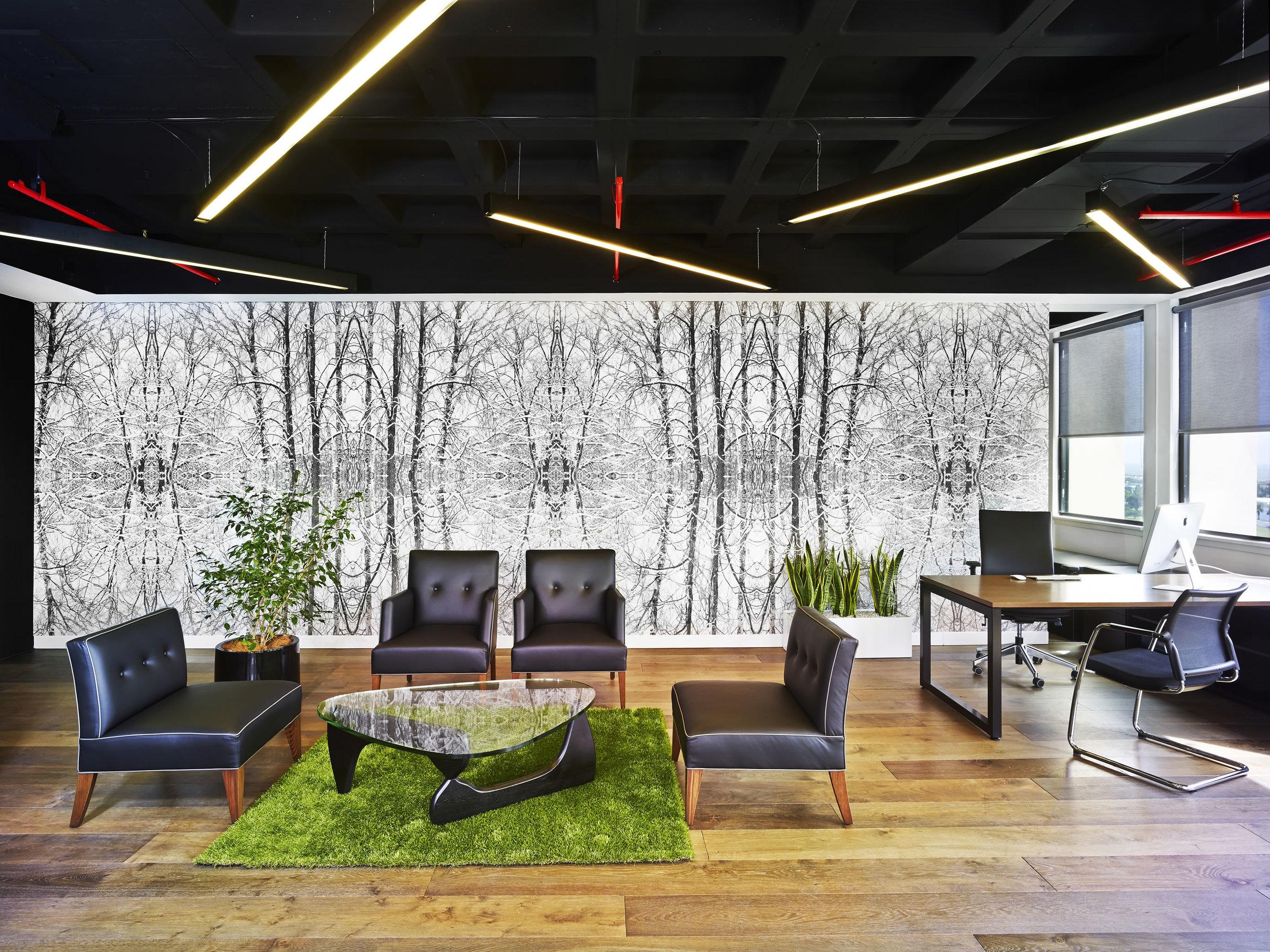 Oxygen Ventures - Interior Design