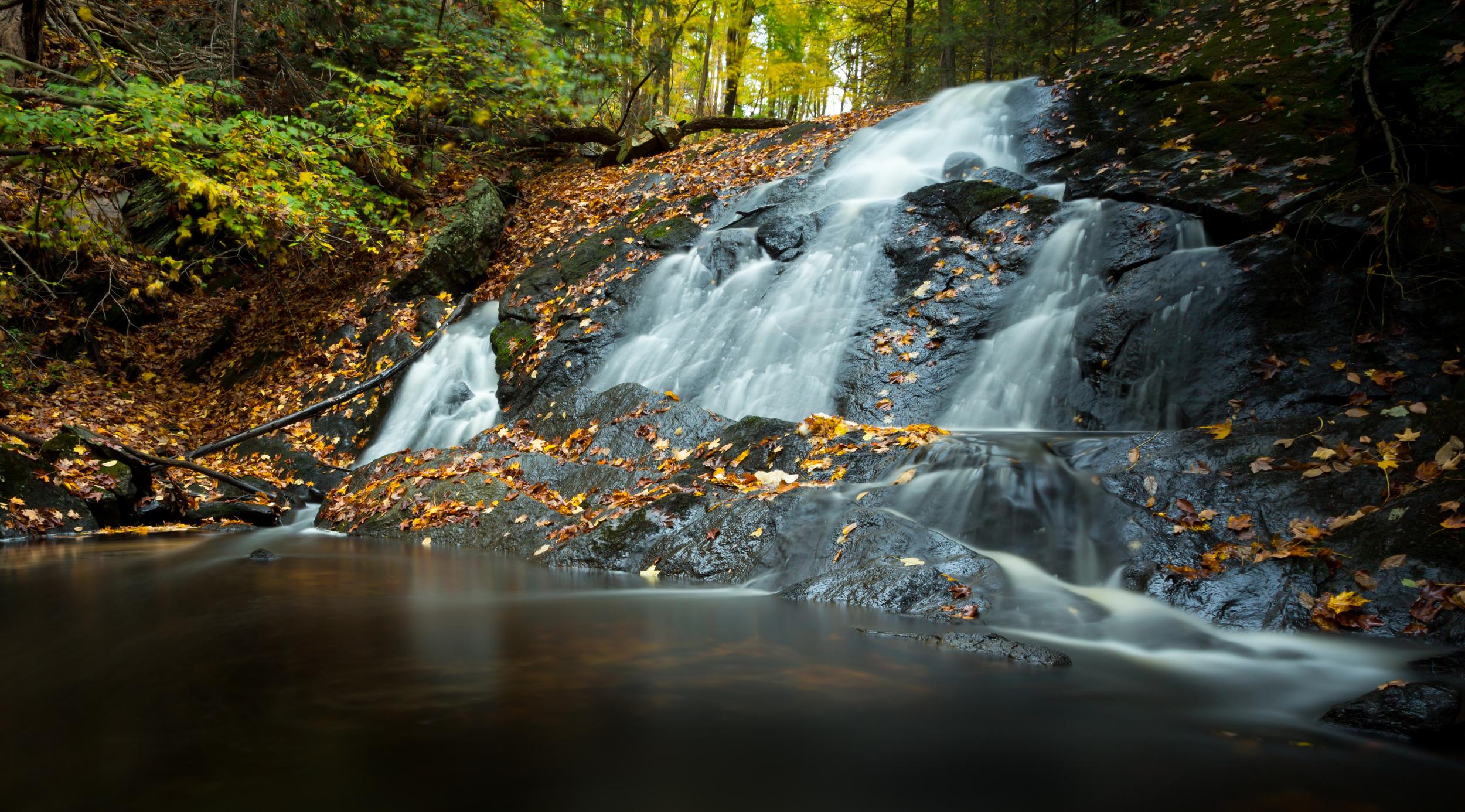 Secret Spot in Fall
