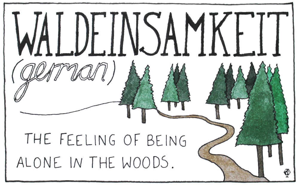 Ella Frances Sanders — 11 Untranslatable Words From Other