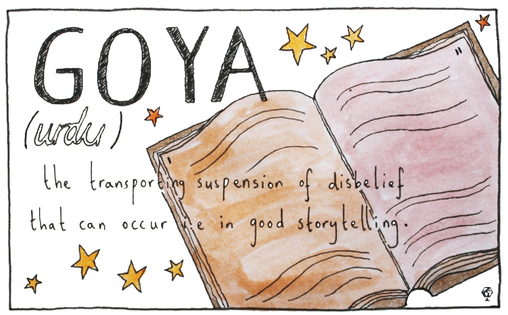 Ella Frances Sanders — 11 Untranslatable Words From Other Cultures