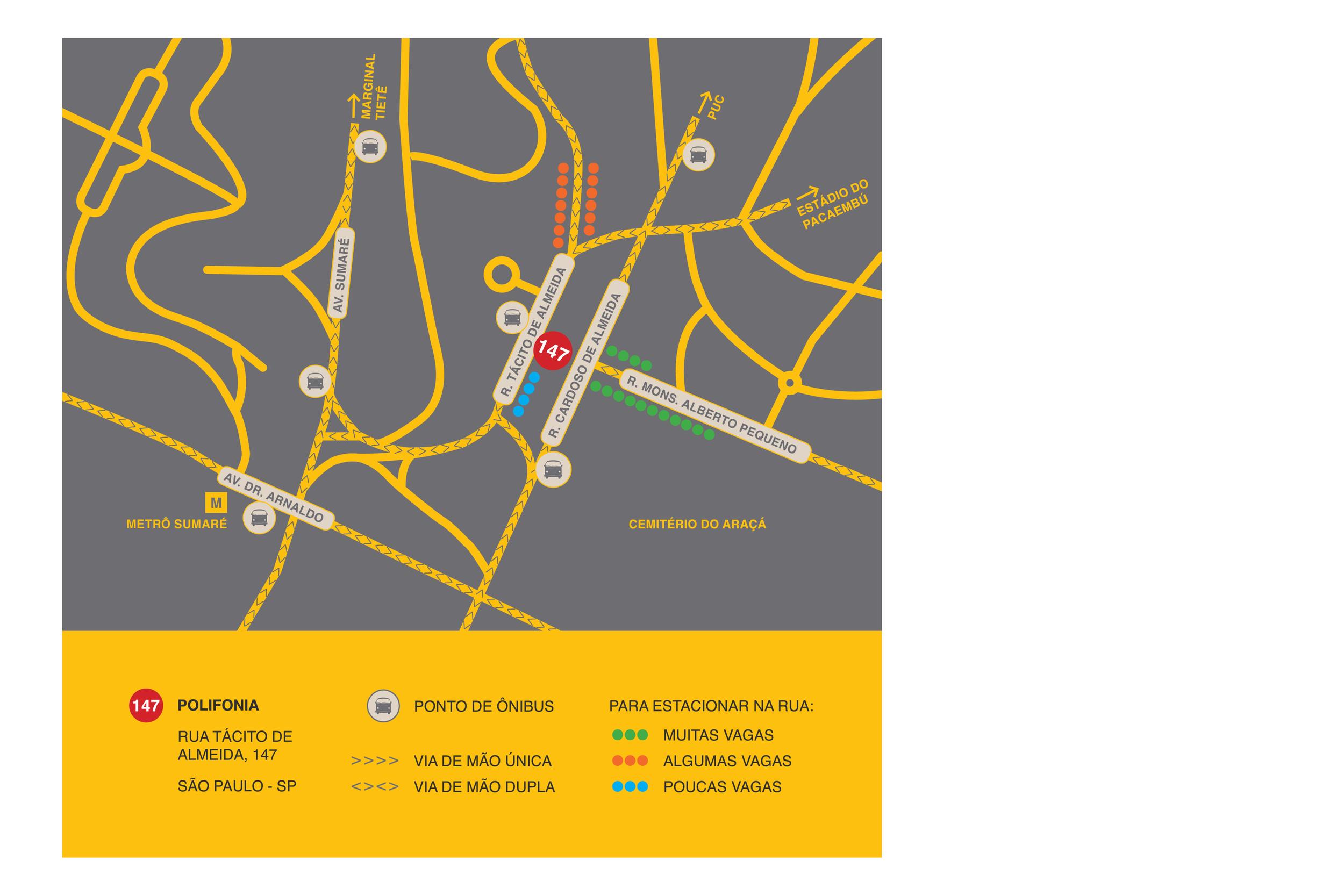 mapa: como chegar? onde estacionar? ---  map:   how to get here? where to park?