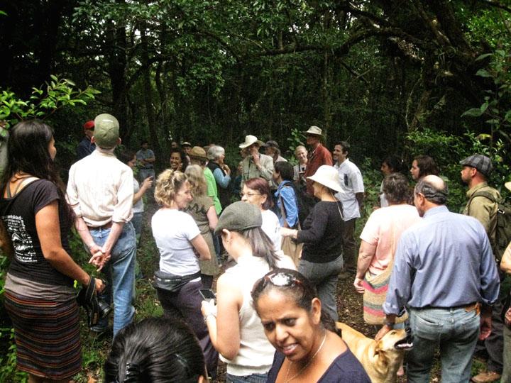MVI, Crandell Reserve Dedication day, Saul and Regina planting (19).jpg
