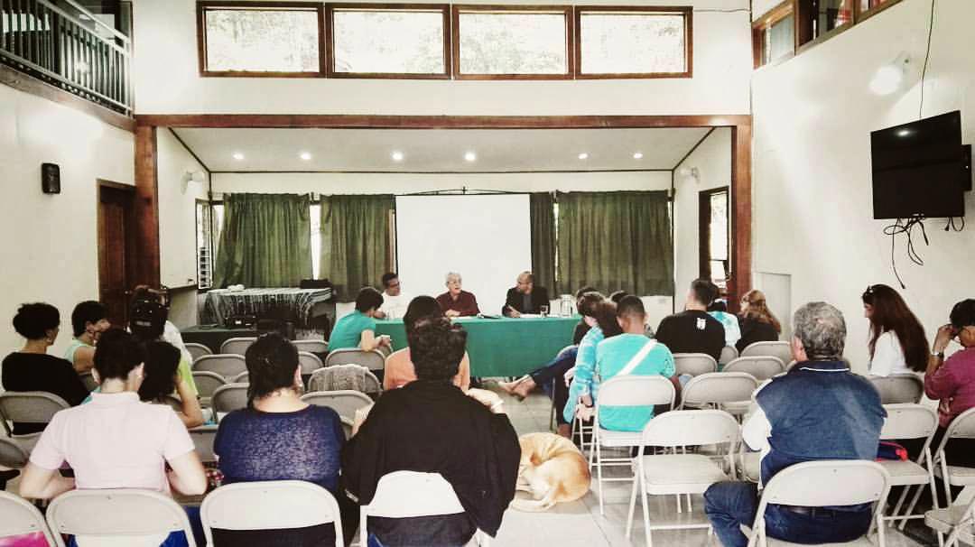 Evento en el Instituto Monteverde.