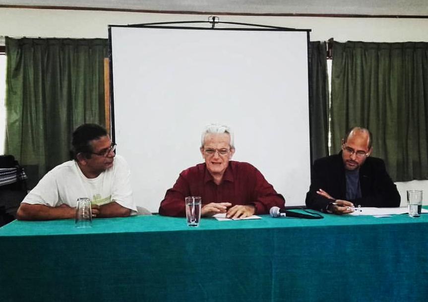Presenters at the Monteverde Institute