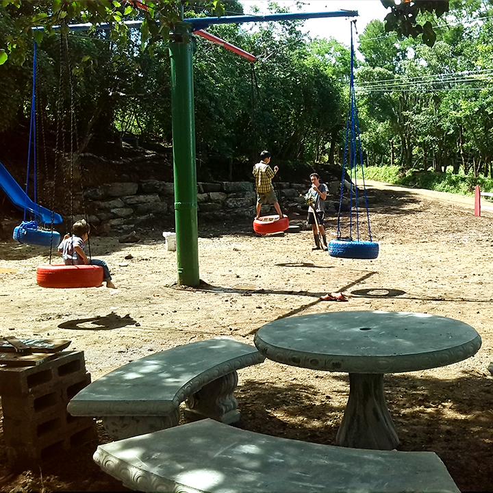 Fotos del parque - aún está en proceso