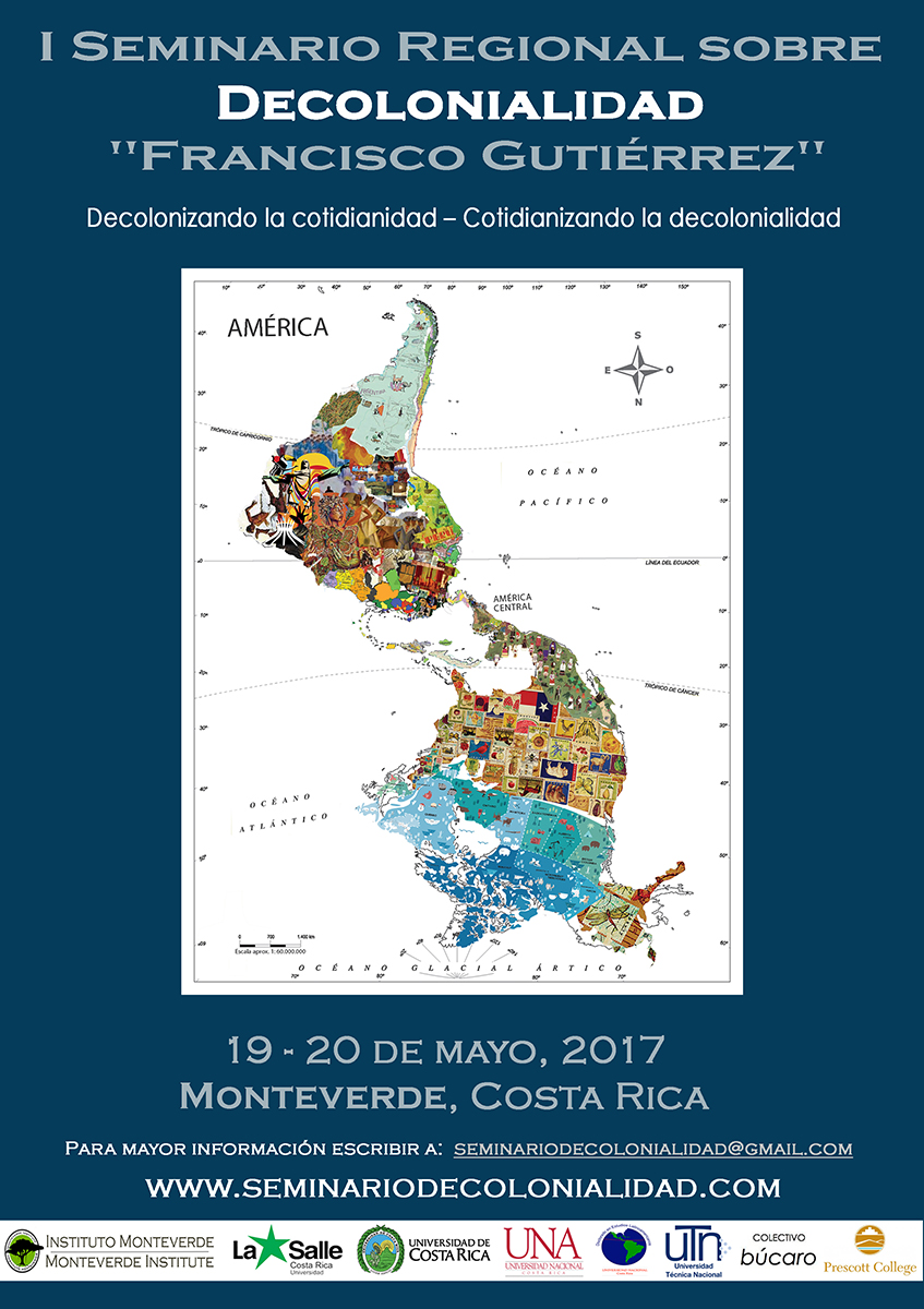 Información del seminario, www.seminariodecolonialidad.com