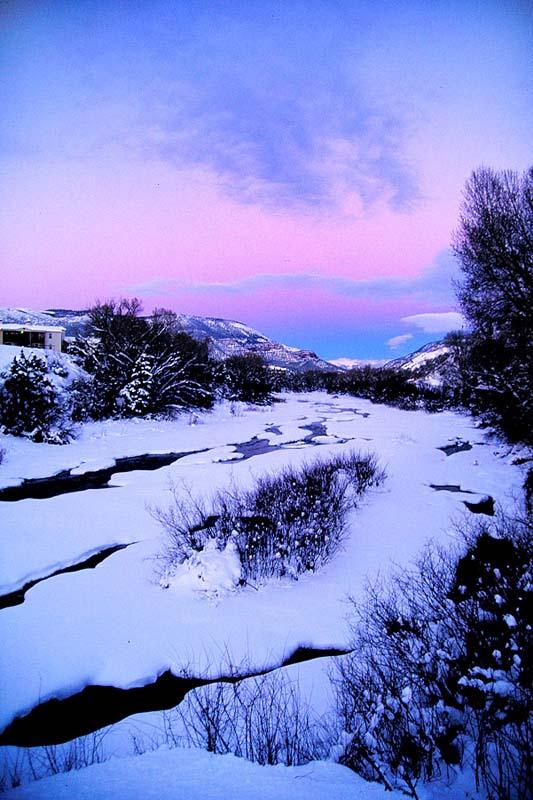 Eagle River Winter, Crabstead