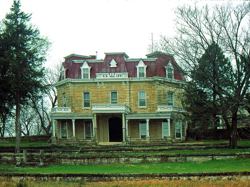 Missouri Mansion