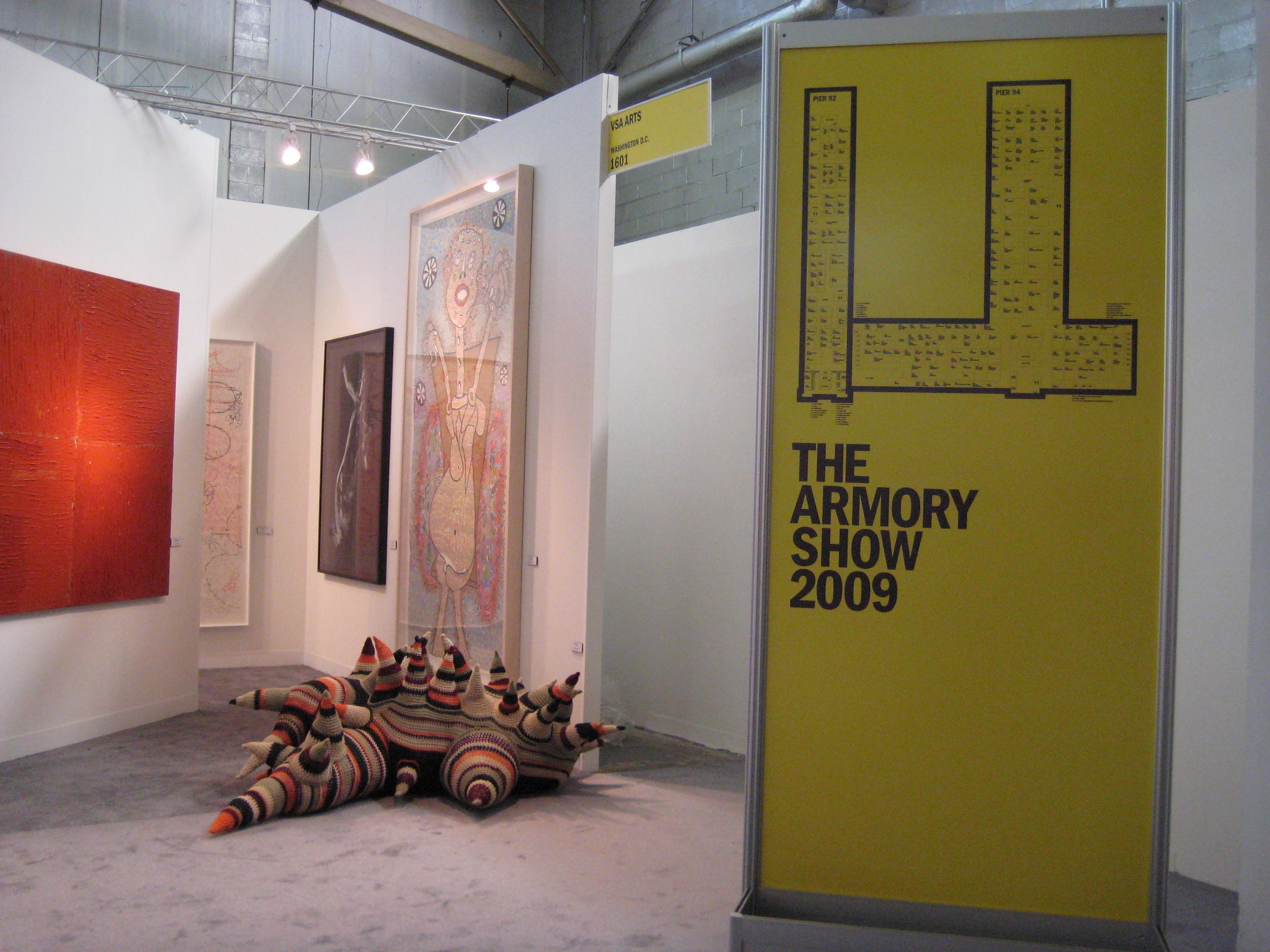 Armory Show, 2009