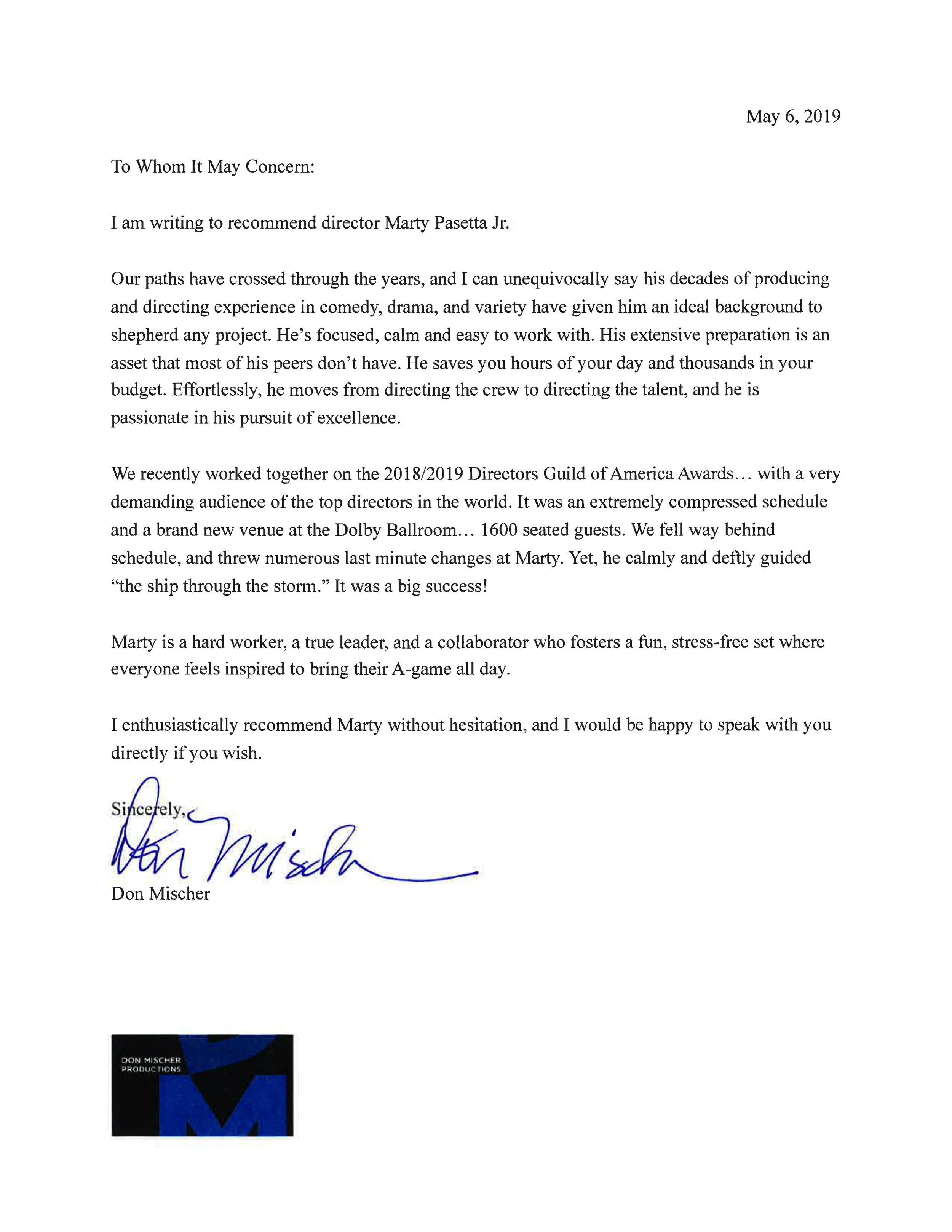 Don Mischer Letter.jpg