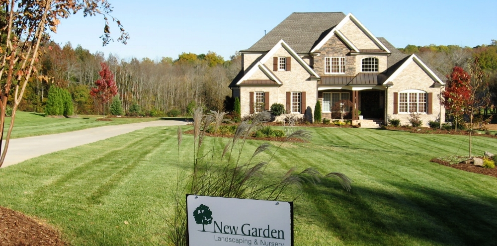 New Garden Landscaping Winston Salem