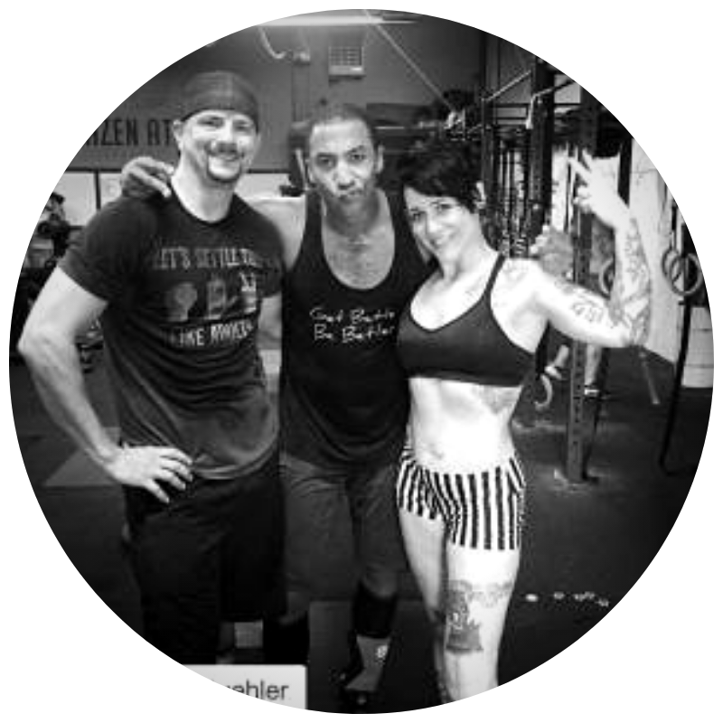 Crossfit Coach Physical Therapy
