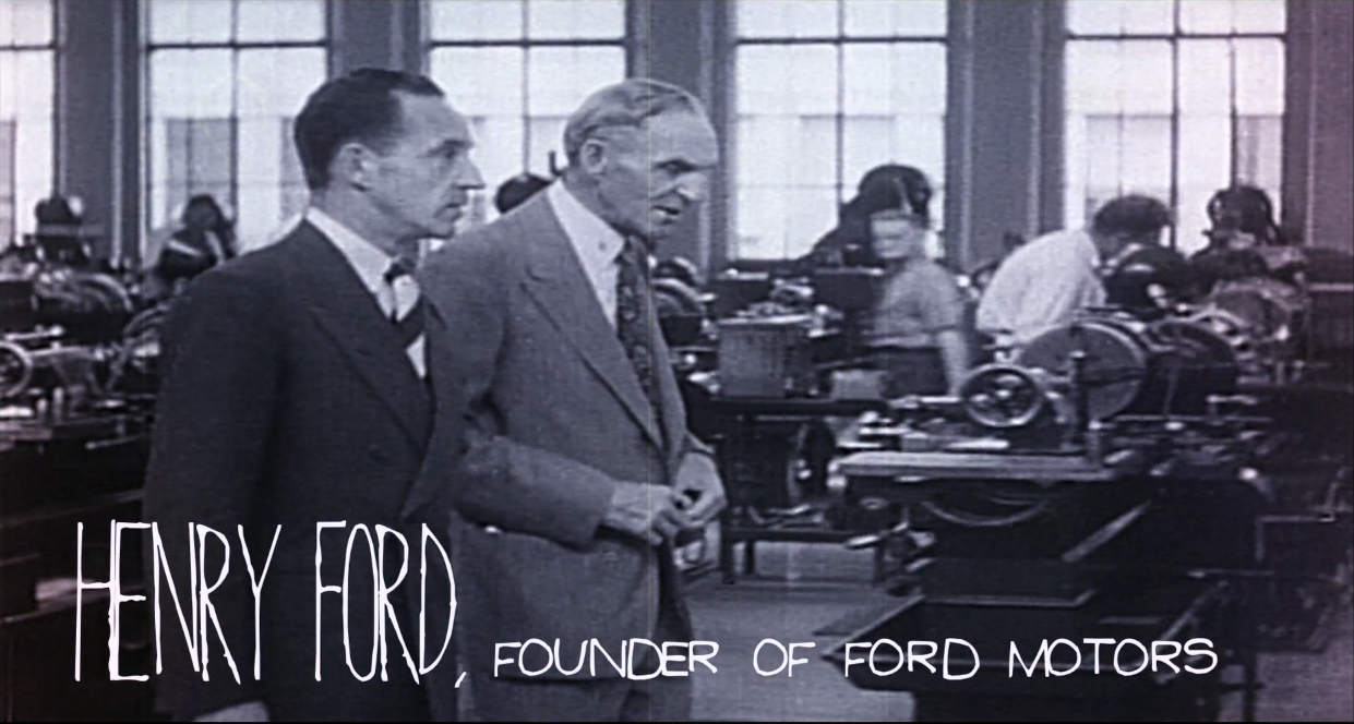Ford • Great Open Spaces — Mischievious Studios