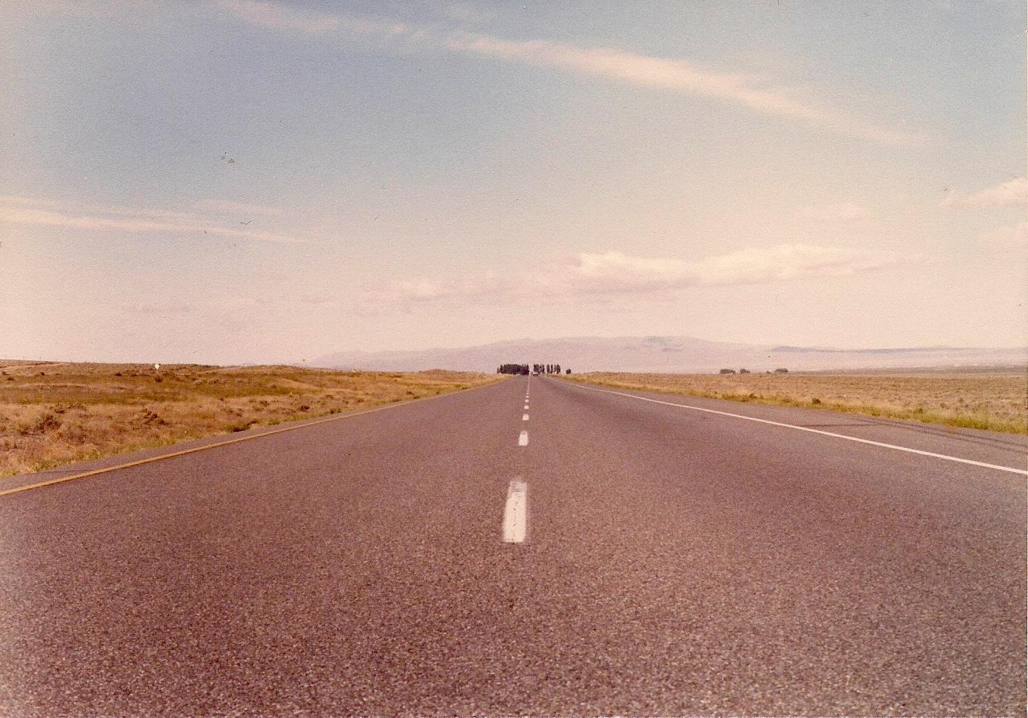 Eastern Nevada, 1981.