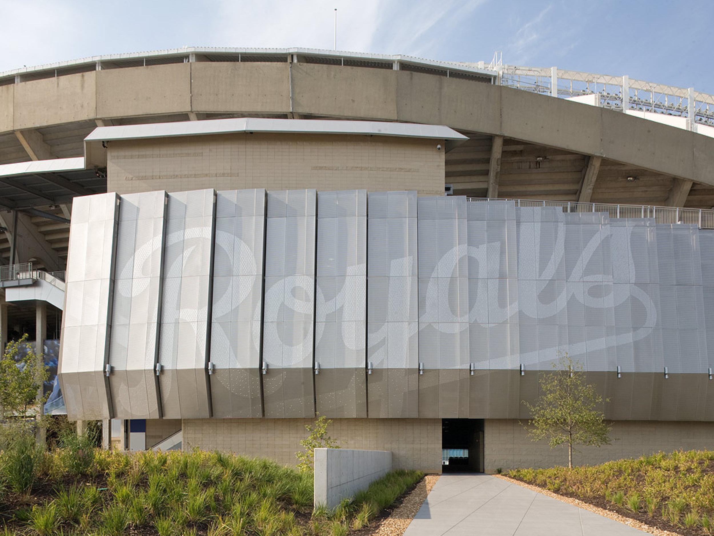 Stadium Renovation