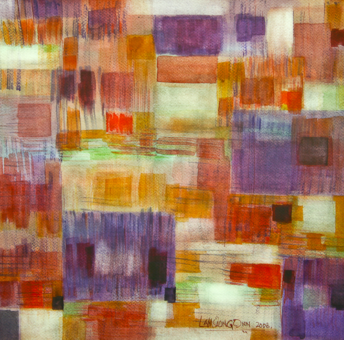 Textures, 50 x 52 cm