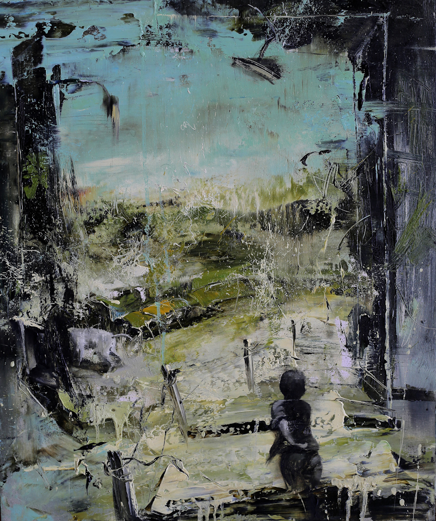 Transpose 入境, 2015, 73x 61cm