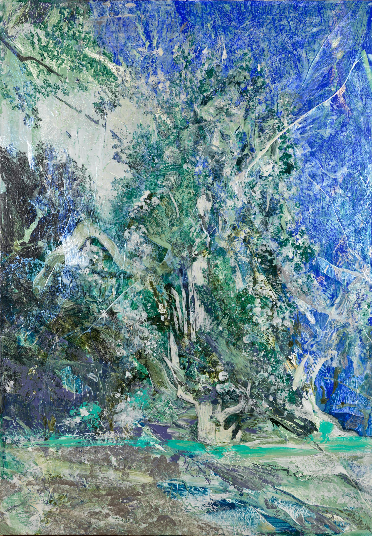 Shiu Sheng Hung, Giant _ 巨人, 2017 Acrylic on canvas, 162x112cm, 2017, View 1.jpg