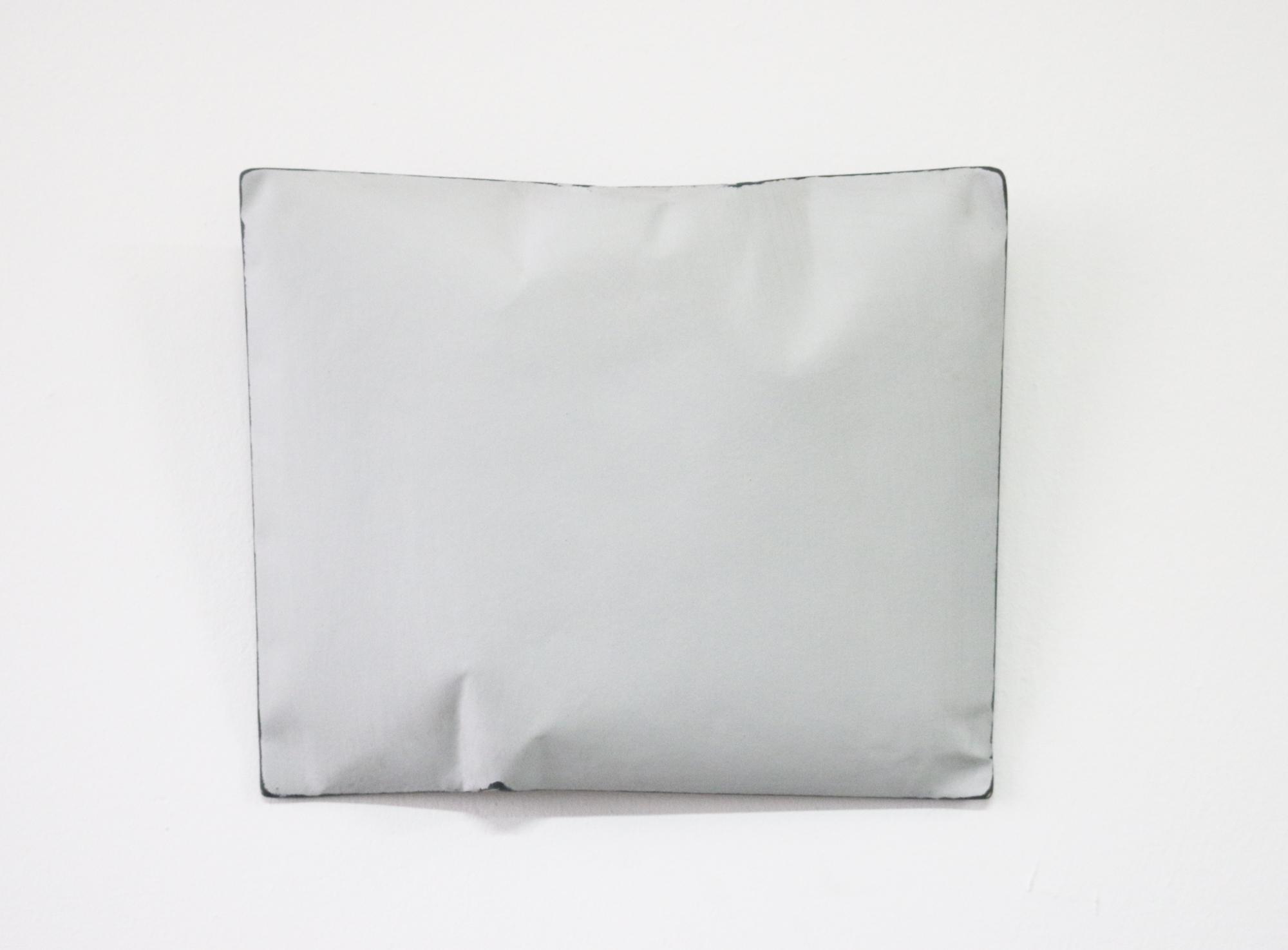 Johan De Wit, Untitled, 2018, Paper, Resin, Marble, Acrylic, 22 x 18 x 5 cm, Affinity Art