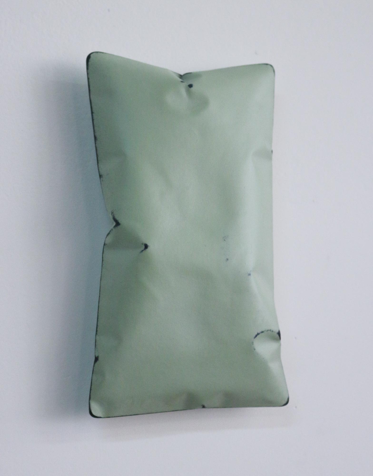 Johan De Wit, Untitled, 2018, Paper, Resin, Marble, Acrylic, 25 x 15 x 5 cm, Affinity Art
