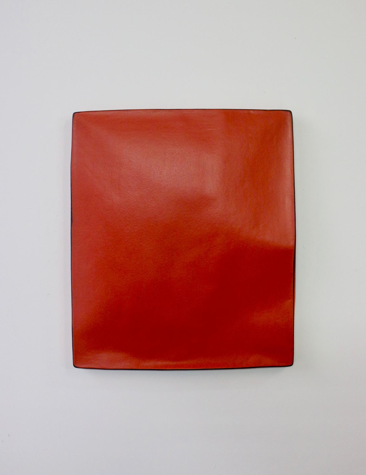 Johan De Wit, Untitled, 2018, Paper, Resin, Marble, Acrylic, 45 x 38.5 x 3.5 cm, Affinity Art