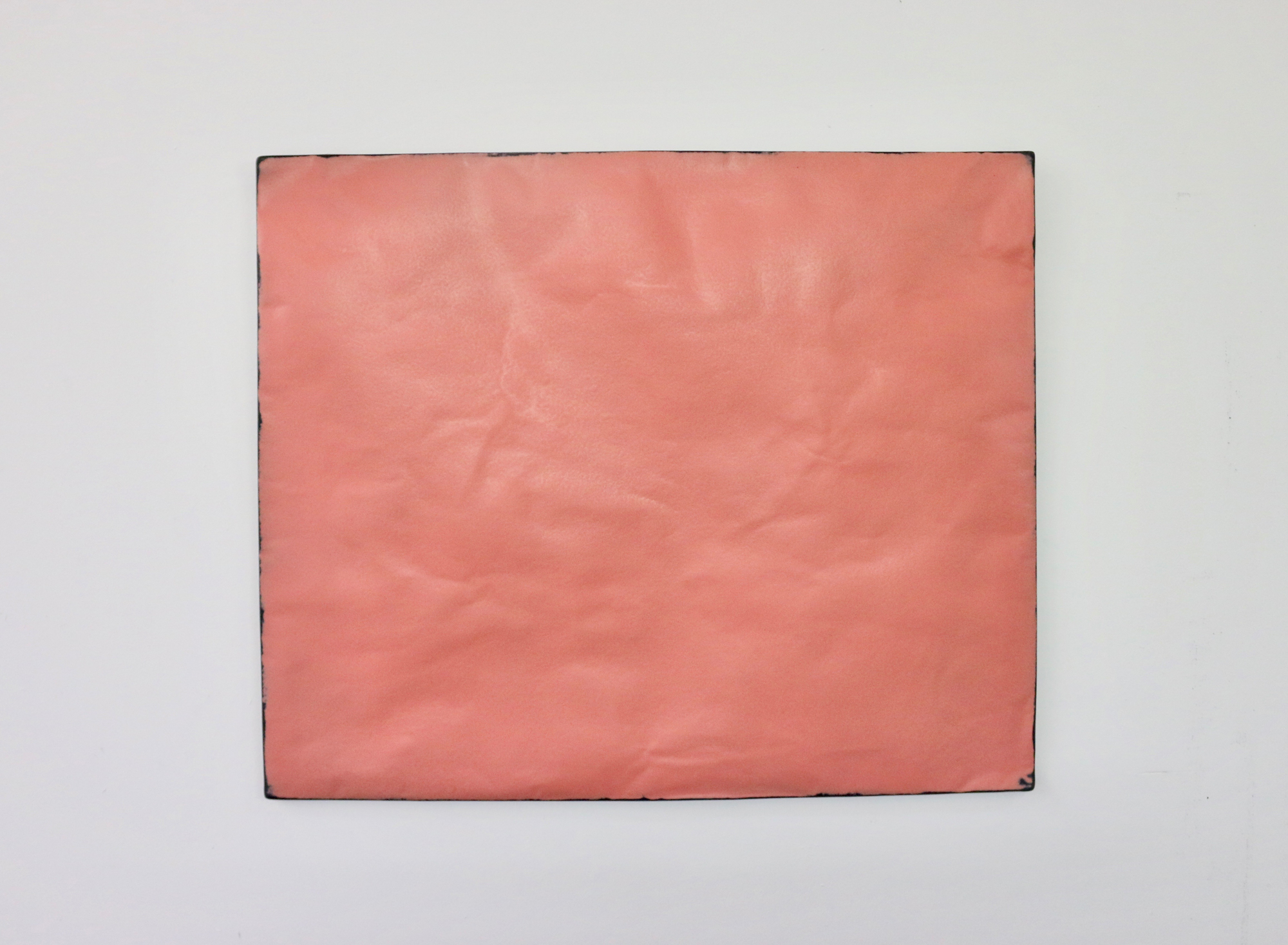 Johan De Wit, Untitled, 2018, Paper, Resin, Marble, Acrylic, 58 x 48 x 2 cm, Affinity Art