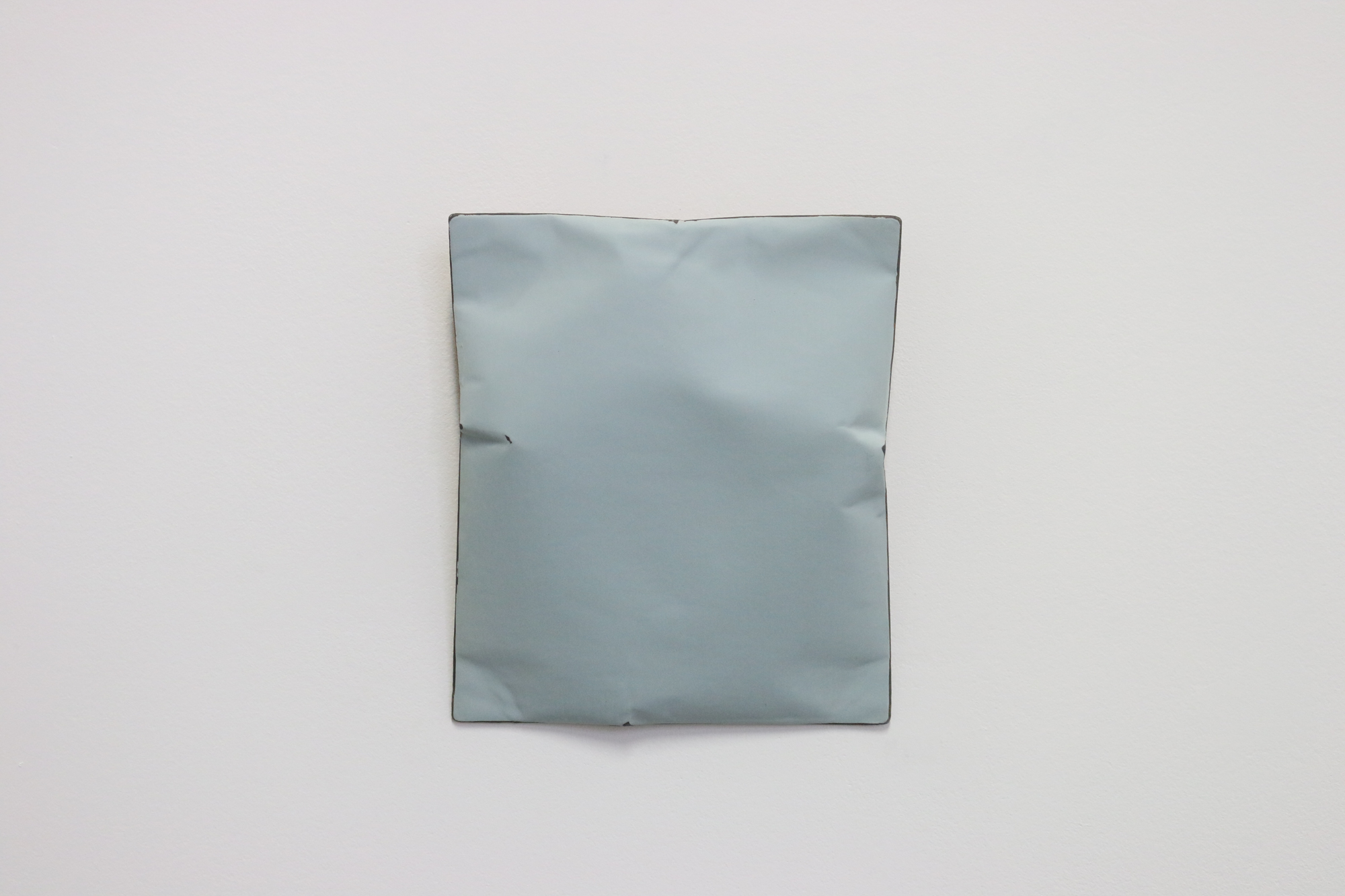 Johan De Wit, Untitled, 2019, Acrylic, Marble, Resin on Paper, 25.5x22x6 cm, Affinity Art.jpg