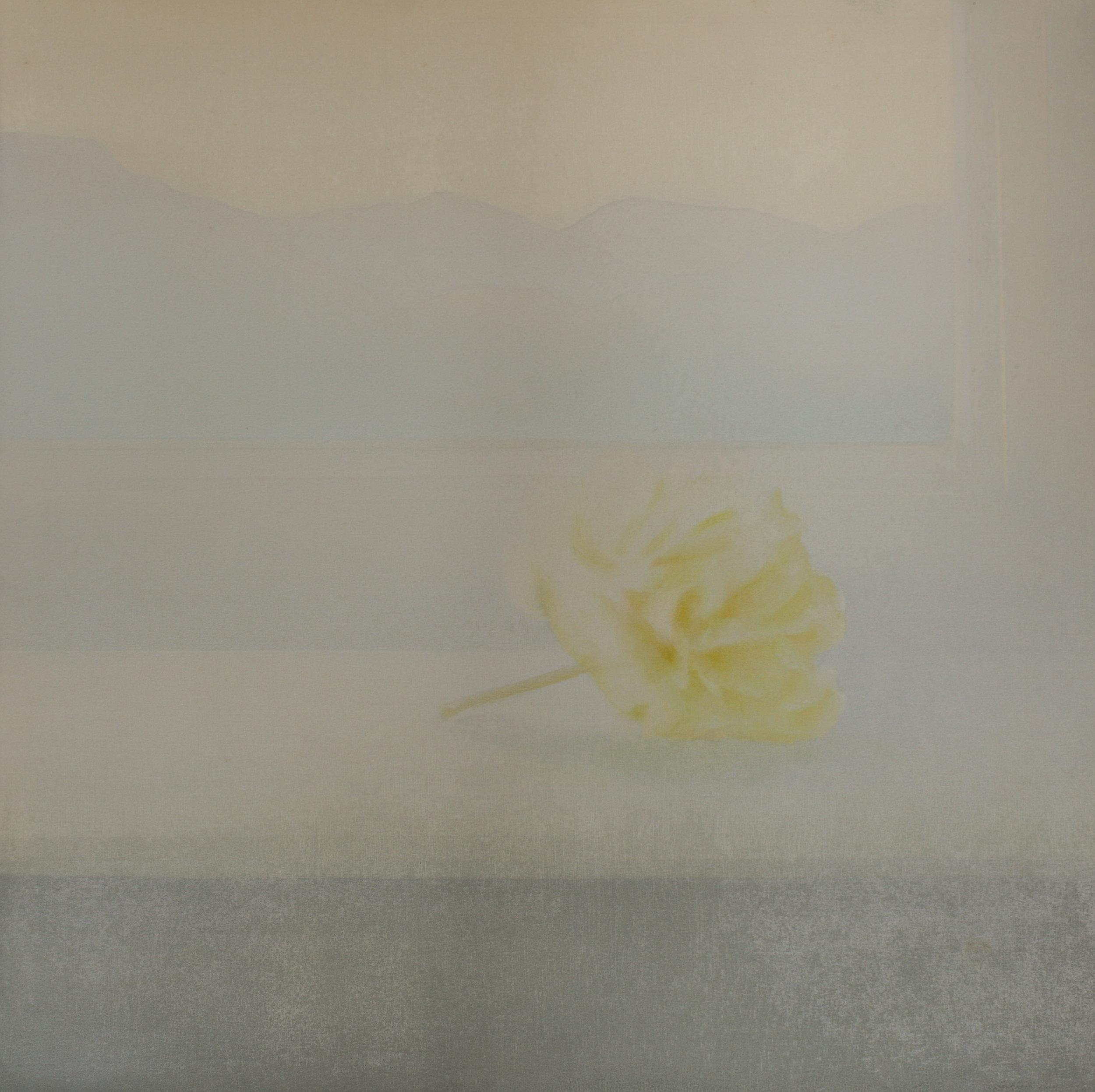 Praween PIANGCHOOMPU, Serenity #1, 2017, Woodcut on Paper, 3 of 5, 61 x 61.5 cm