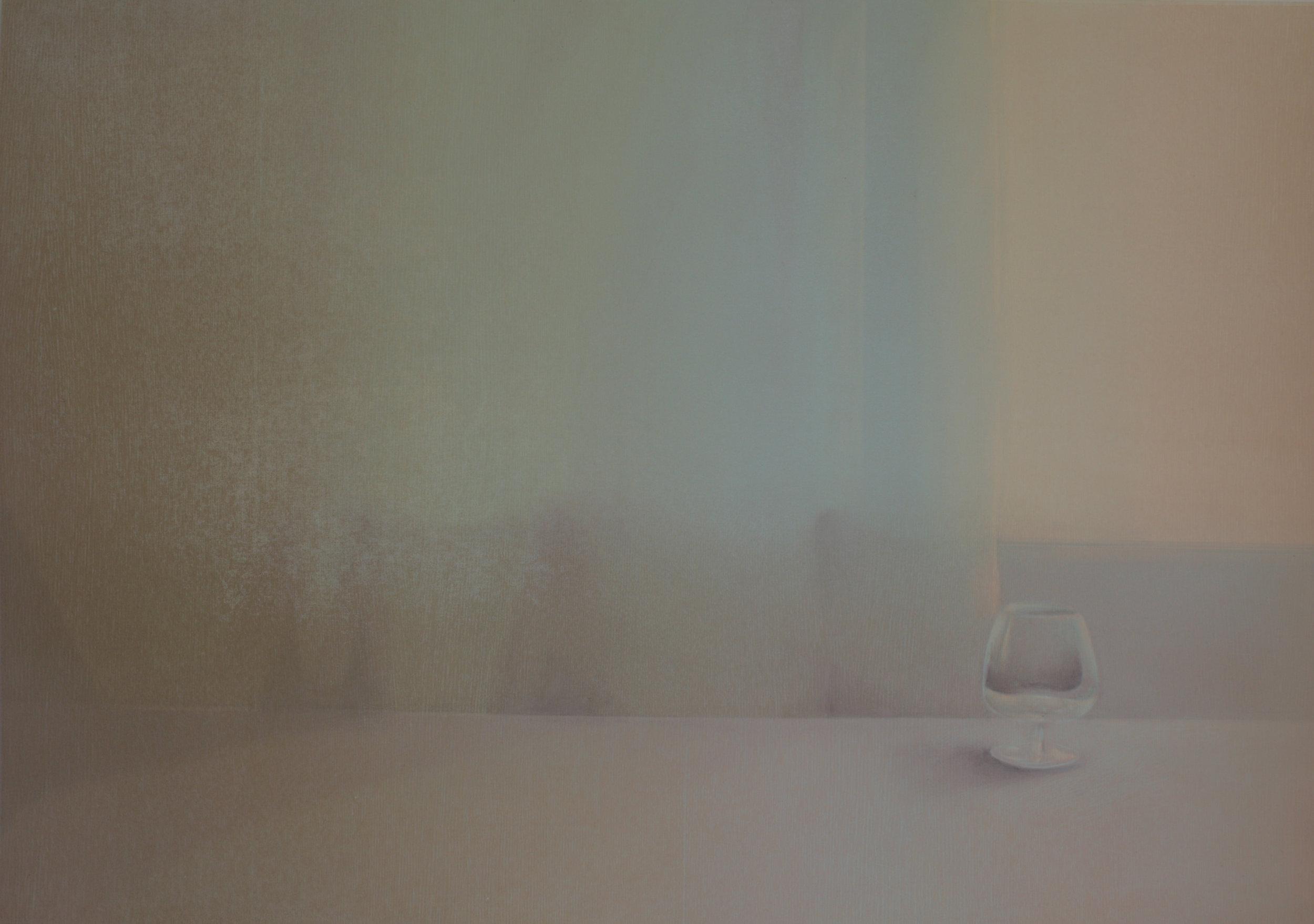 Praween PIANGCHOOMPU, Sanctuary Inside The Soul #30, 2017, Woodcut on Paper, 1 of 7, 59 x 84 cm