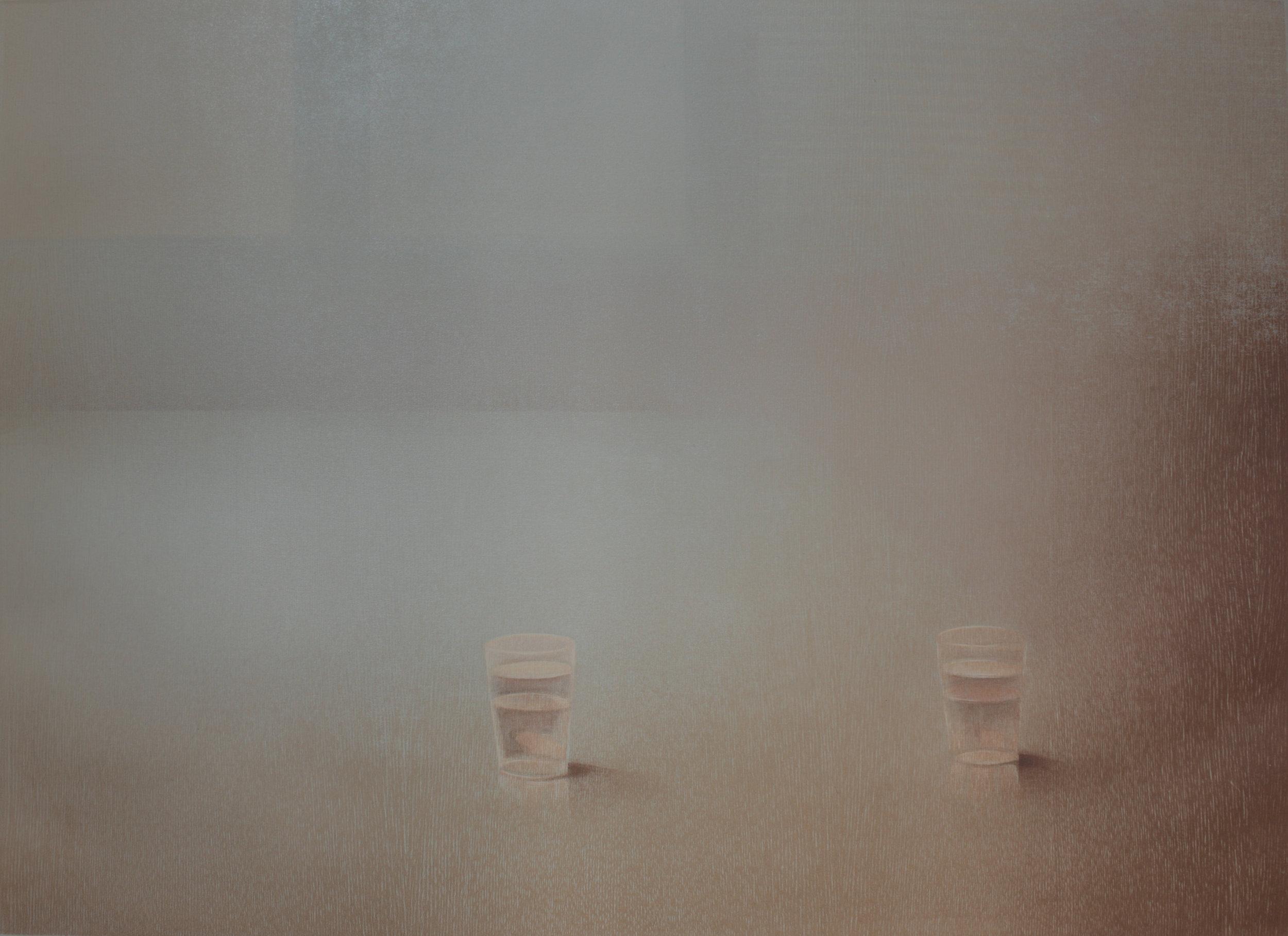 Praween PIANGCHOOMPU, Sanctuary Inside The Soul #29, 2018, Woodcut on Paper, 2 of 5, 59 x 84 cm