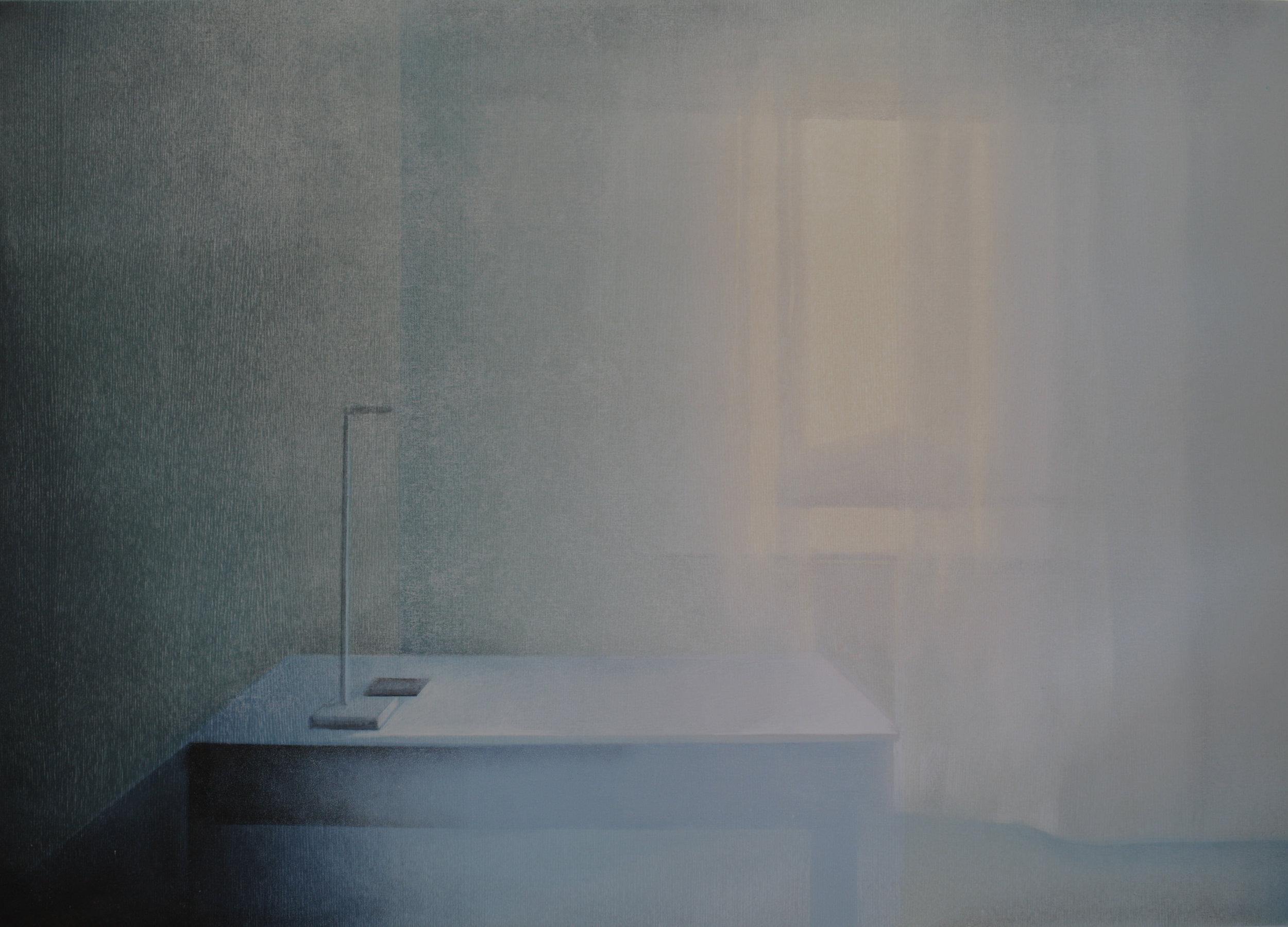 Praween PIANGCHOOMPU, Sanctuary Inside The Soul #28, 2017, Woodcut on Paper, 5 of 8, 60 x 86 cm