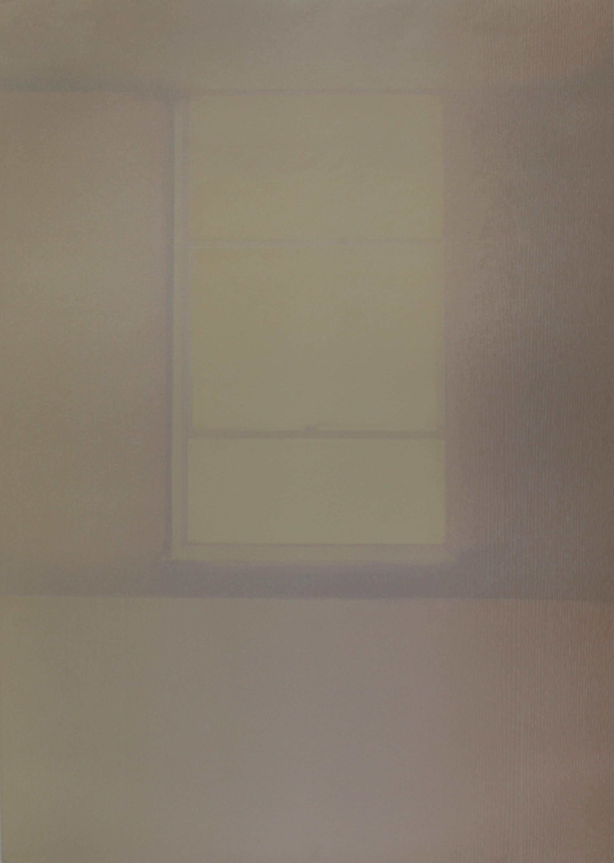 Praween PIANGCHOOMPU, Equilibrium #2a,2019, Woodcut on Paper, 1 of 6, 60 x 42.5 cm