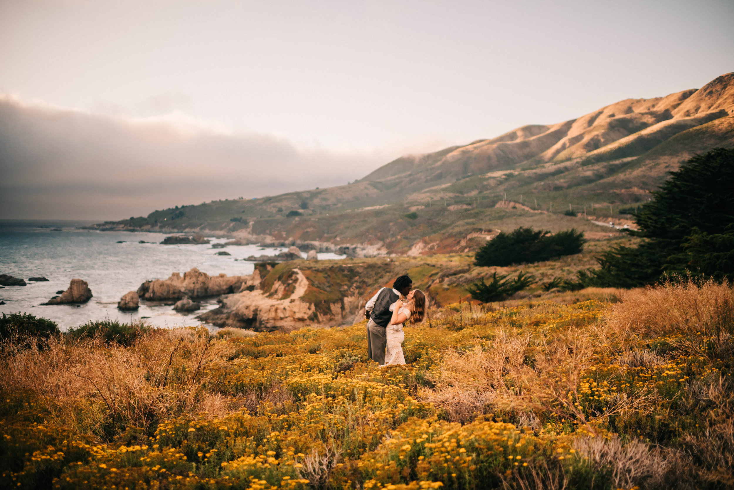 atlanta georgia big sur san francisco california bay area sf oakland wedding portrait adventure engageement nontraditional tattooed couple photographer-59.jpg