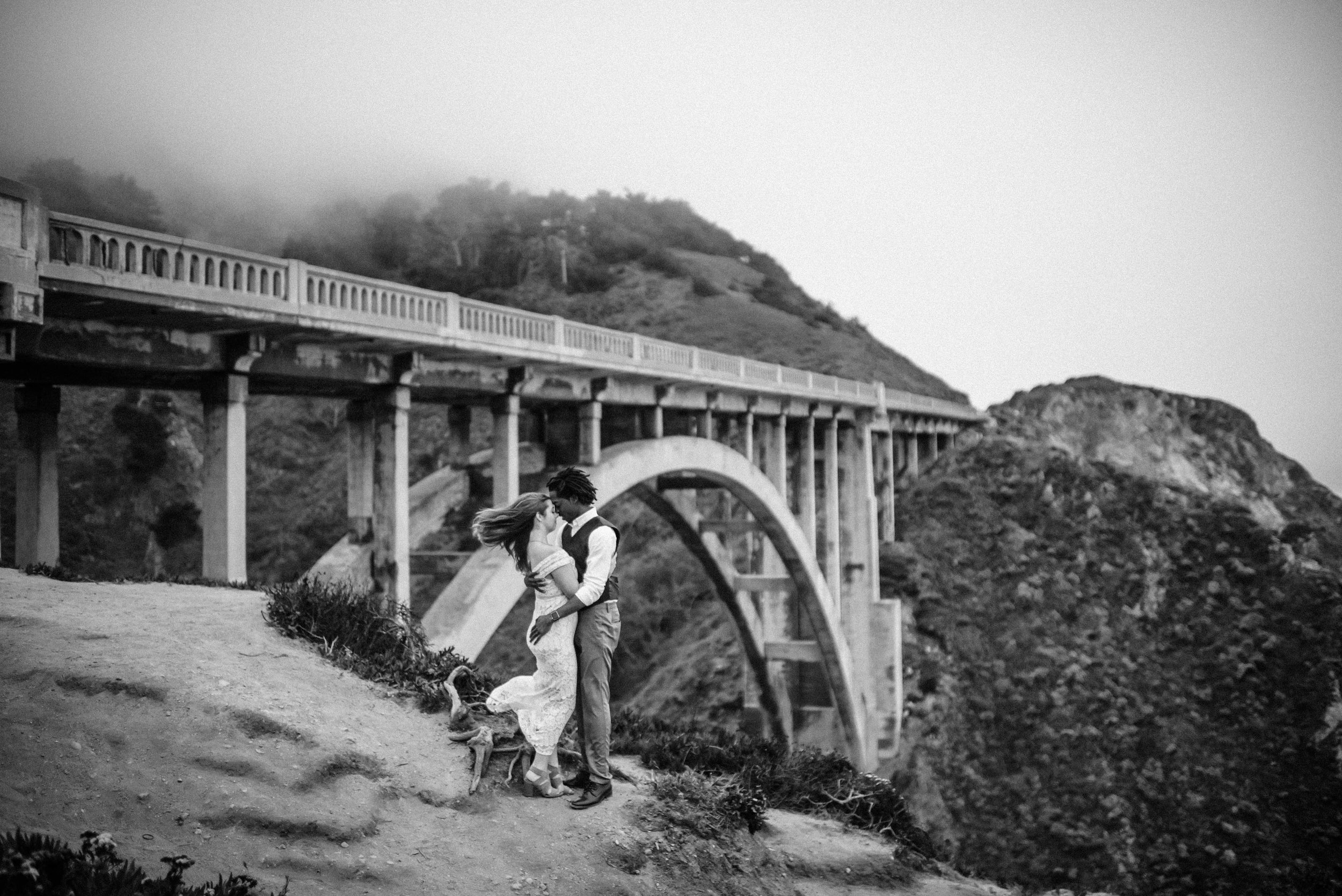 atlanta georgia big sur san francisco california bay area sf oakland wedding portrait adventure engageement nontraditional tattooed couple photographer-125.jpg