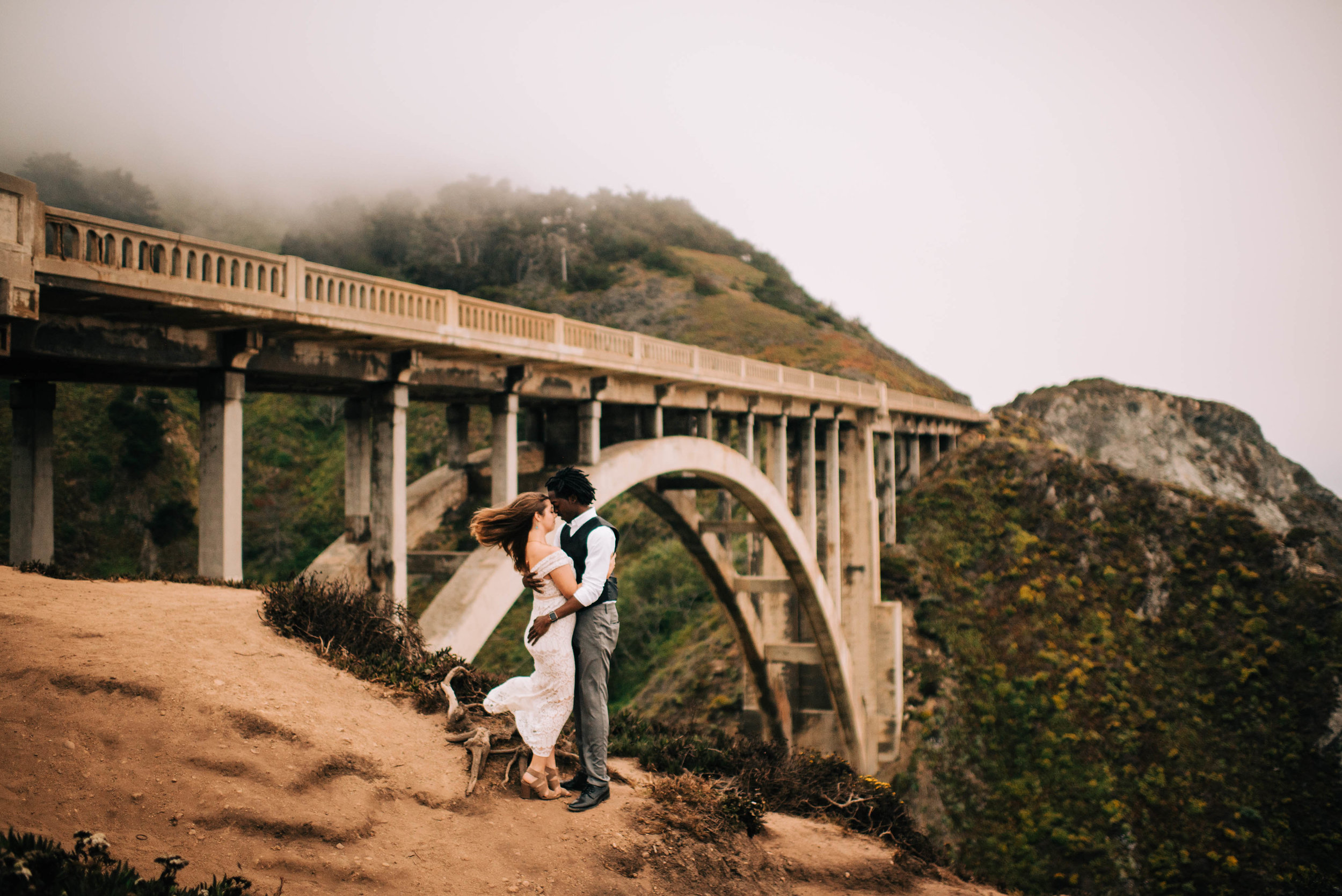 atlanta georgia big sur san francisco california bay area sf oakland wedding portrait adventure engageement nontraditional tattooed couple photographer-124.jpg