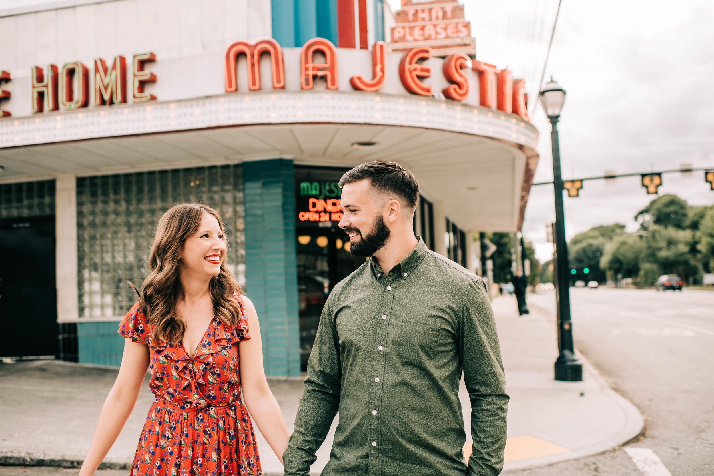 san francisco oakland bay area california sf atlanta georgia majestic diner ponce eastside beltline jackson street bridge atlanta skyline weloveatl engagement nontraditional wedding photographer -44.jpg