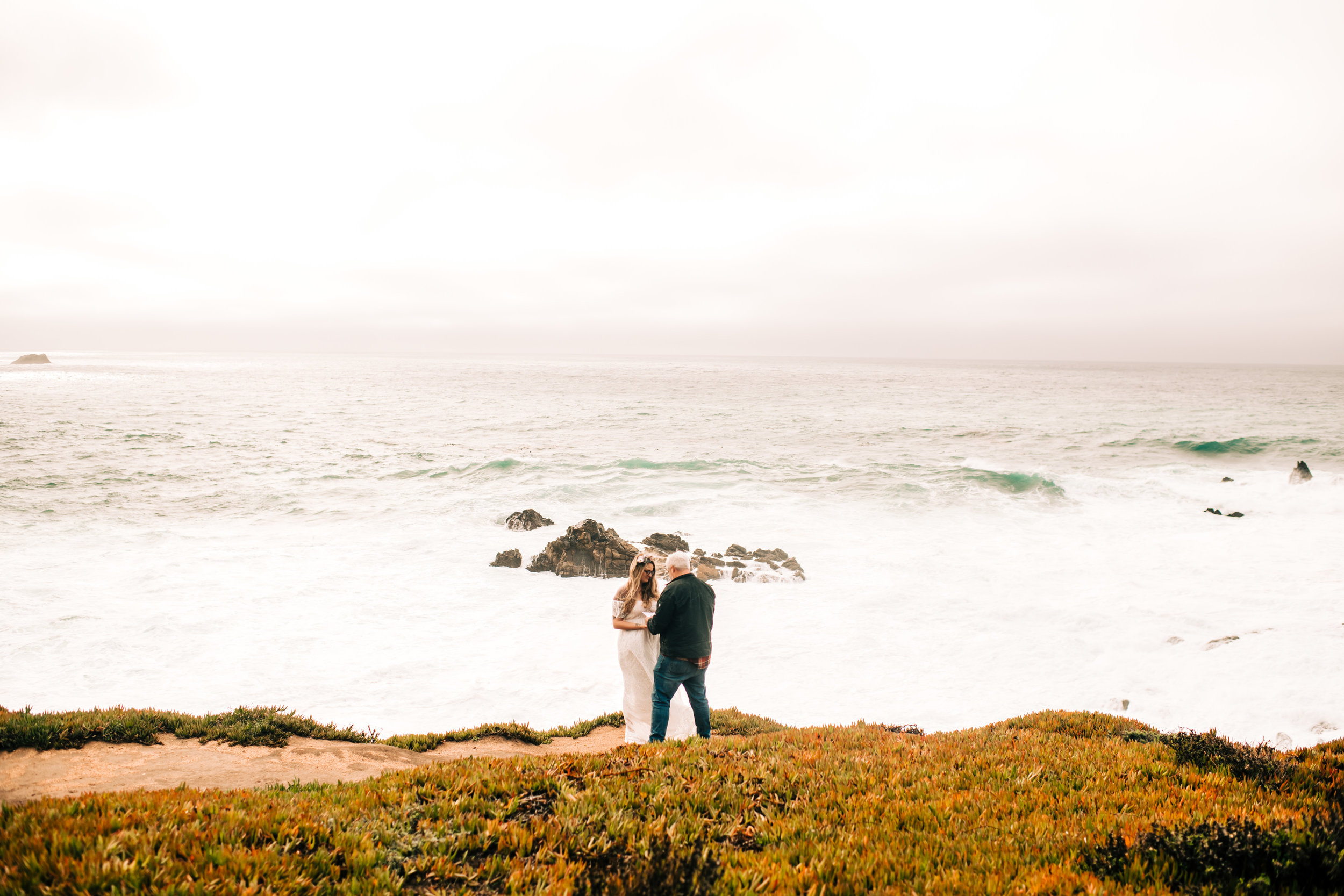 san francisco oakland bay area california sf yosemite big sur vow renewal nontraditional wedding photographer -82.jpg