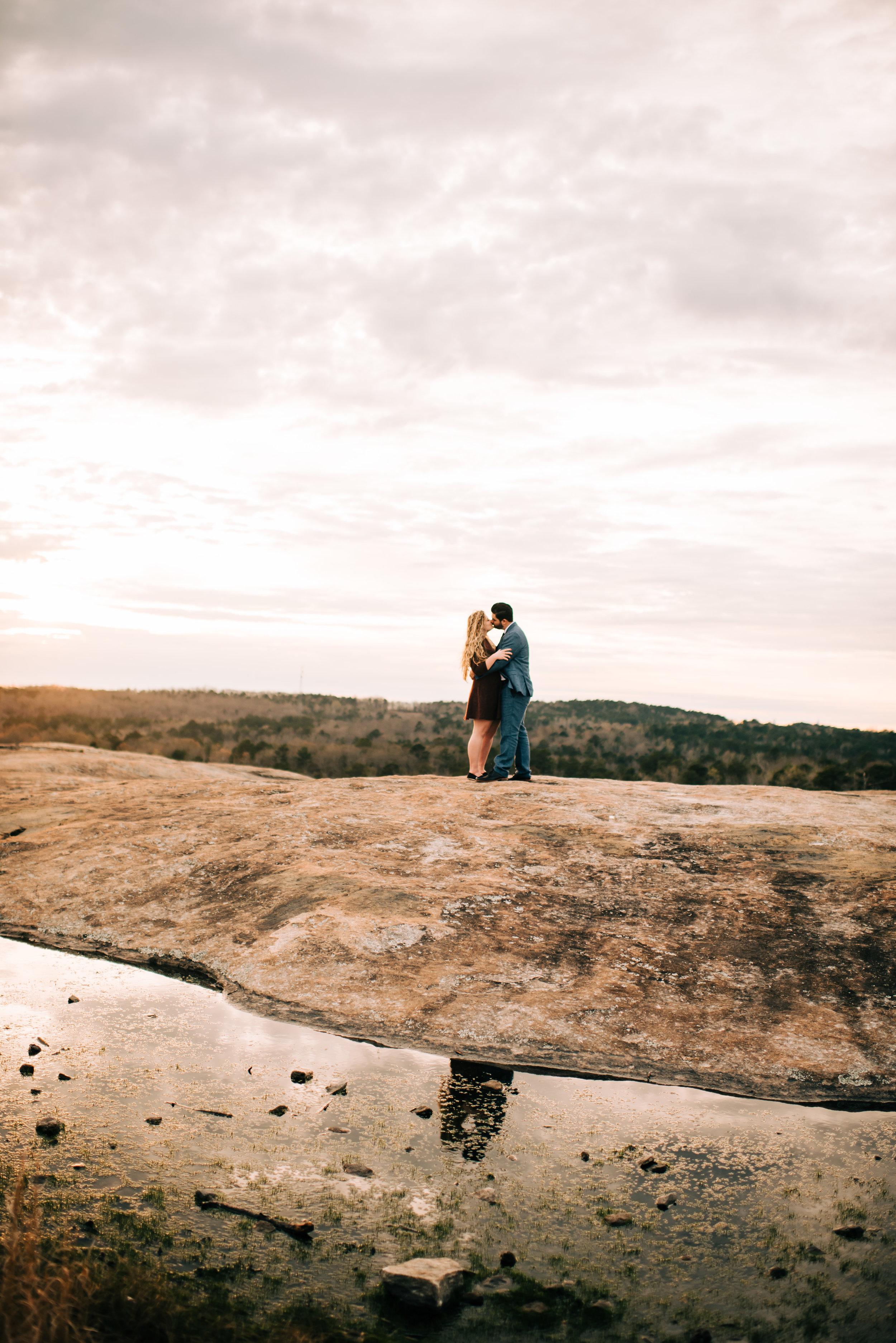 atlanta arabia mountain norht georgia adventure bay area nontraditional wedding photographer southern california boho wedding love light magic san francisco oakland northern california-275.jpg