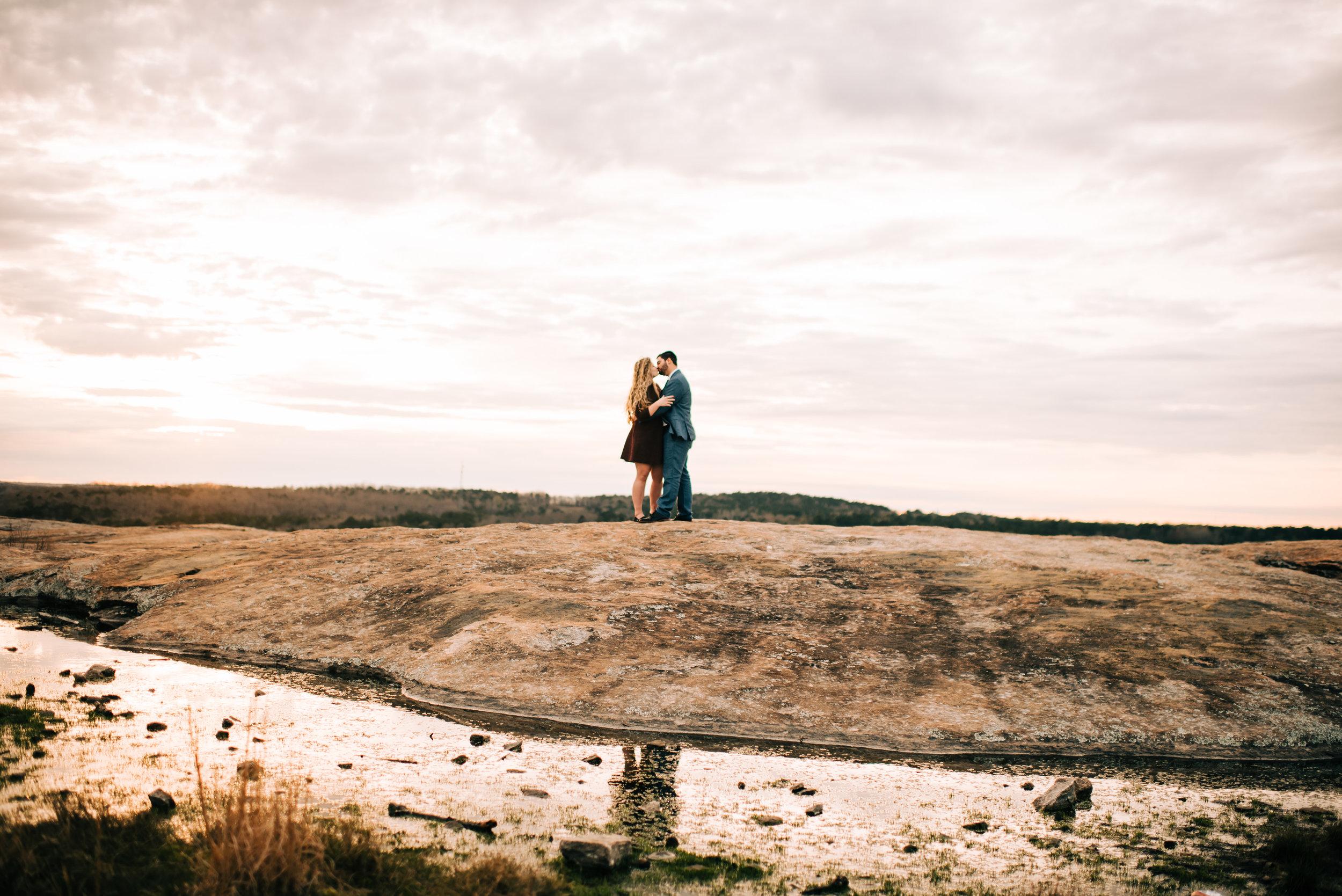 atlanta arabia mountain norht georgia adventure bay area nontraditional wedding photographer southern california boho wedding love light magic san francisco oakland northern california-273.jpg