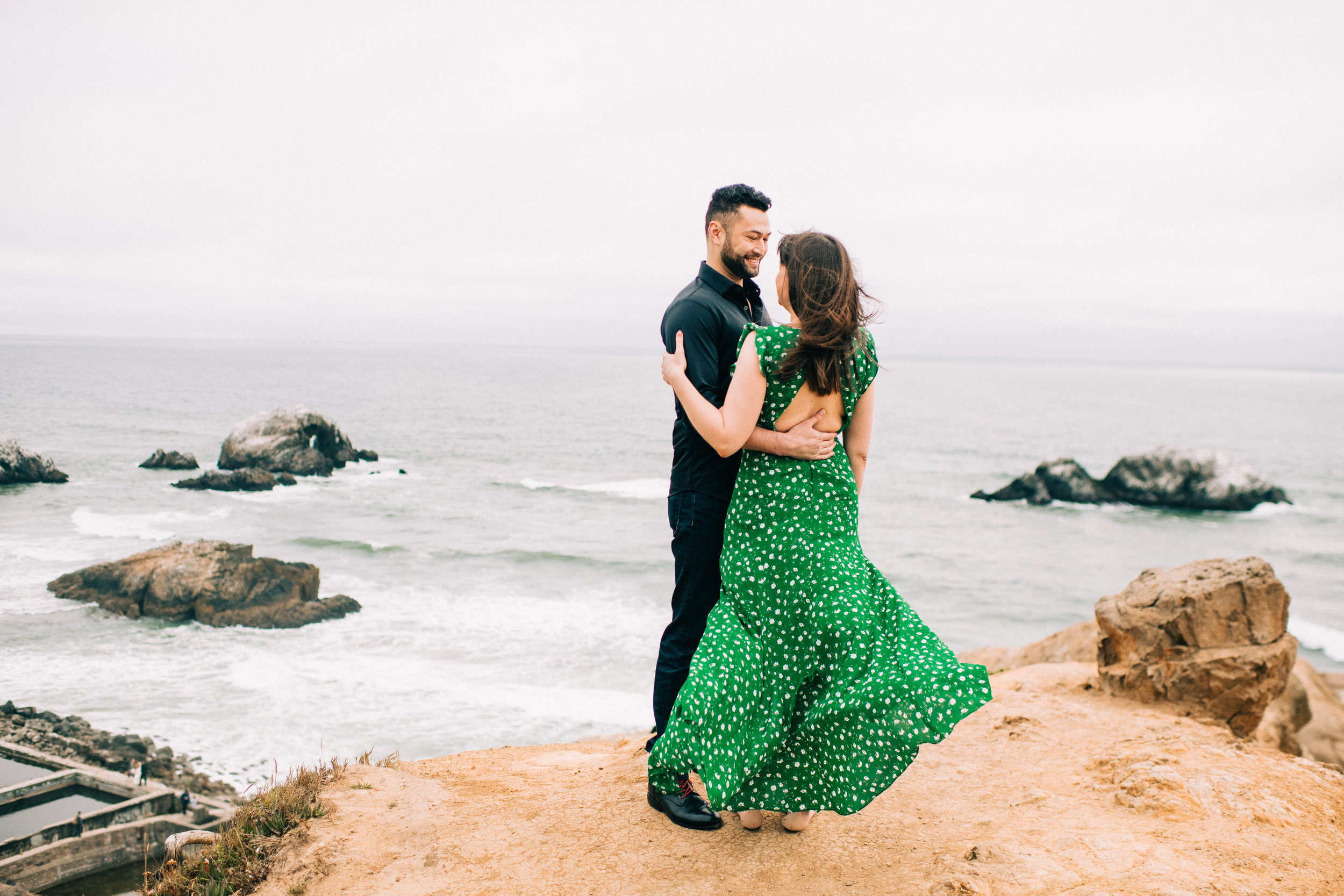 bay area lands end sutro baths oakland san francisco engagement wedding nontraditional fun creative eclectic photographer magic-118.jpg