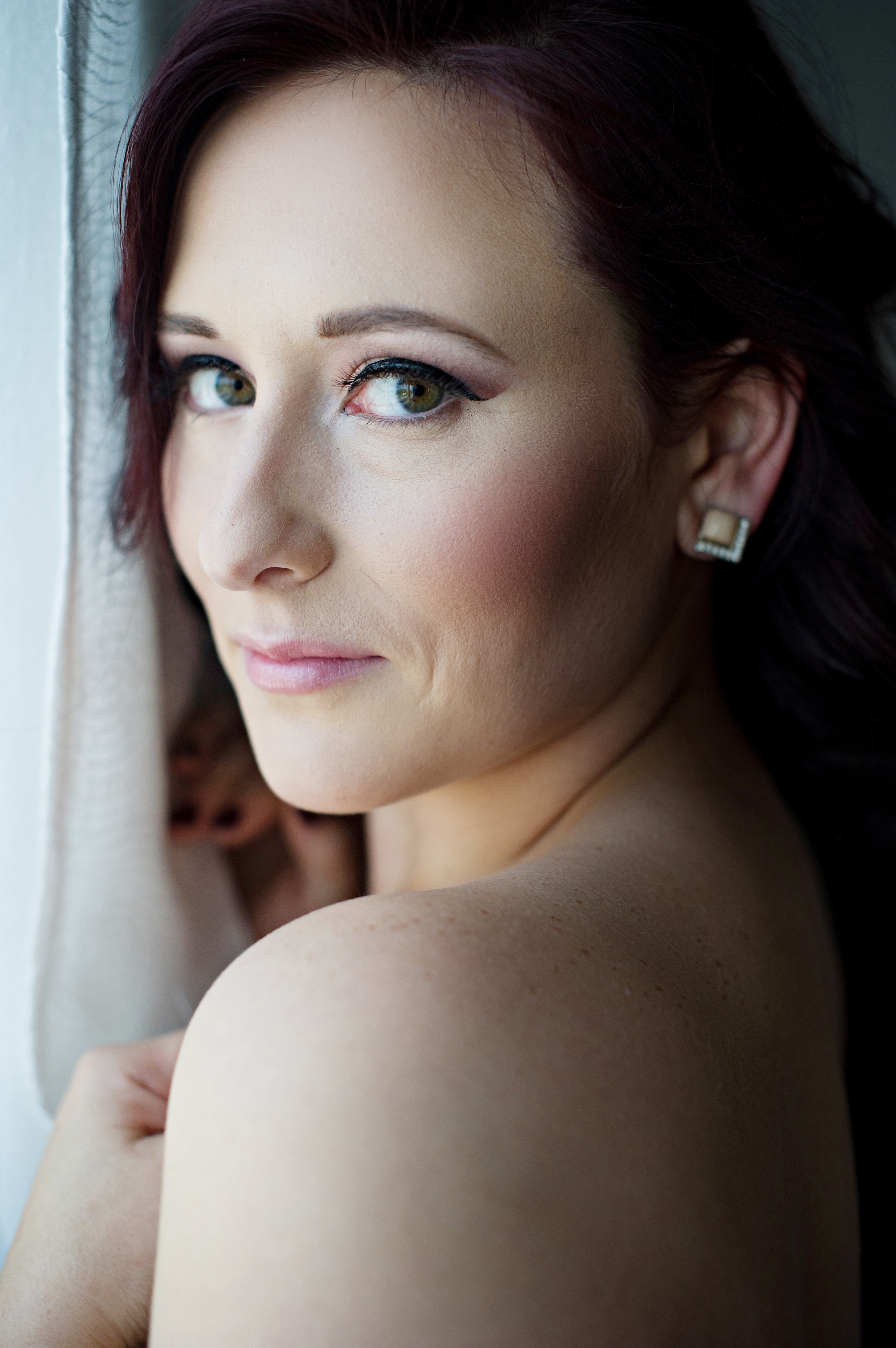 Louise (Gypsy Rose Lee): Sarah Elisabeth Abbott-Carter