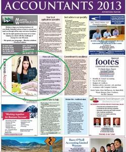 Timaru Herald - Accountants 2013. The beginning of Lara