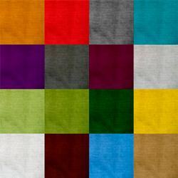 Övriga färger på tyger Från 80:-/kvm