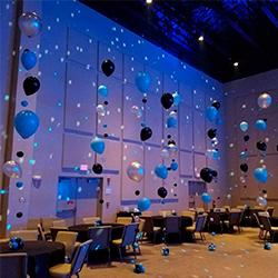 Ballonginstallationer  Begär offert