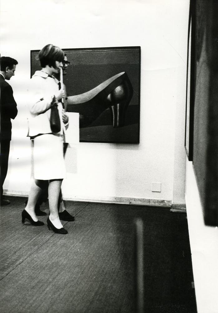 gnoli-1967-29 aprile galleria de foscherari 6.jpg