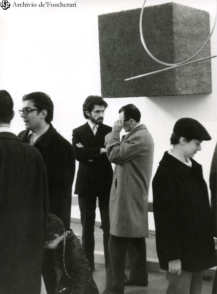 Arte povera 1968 - GALLERIA DE'FOSCHERARI.jpg