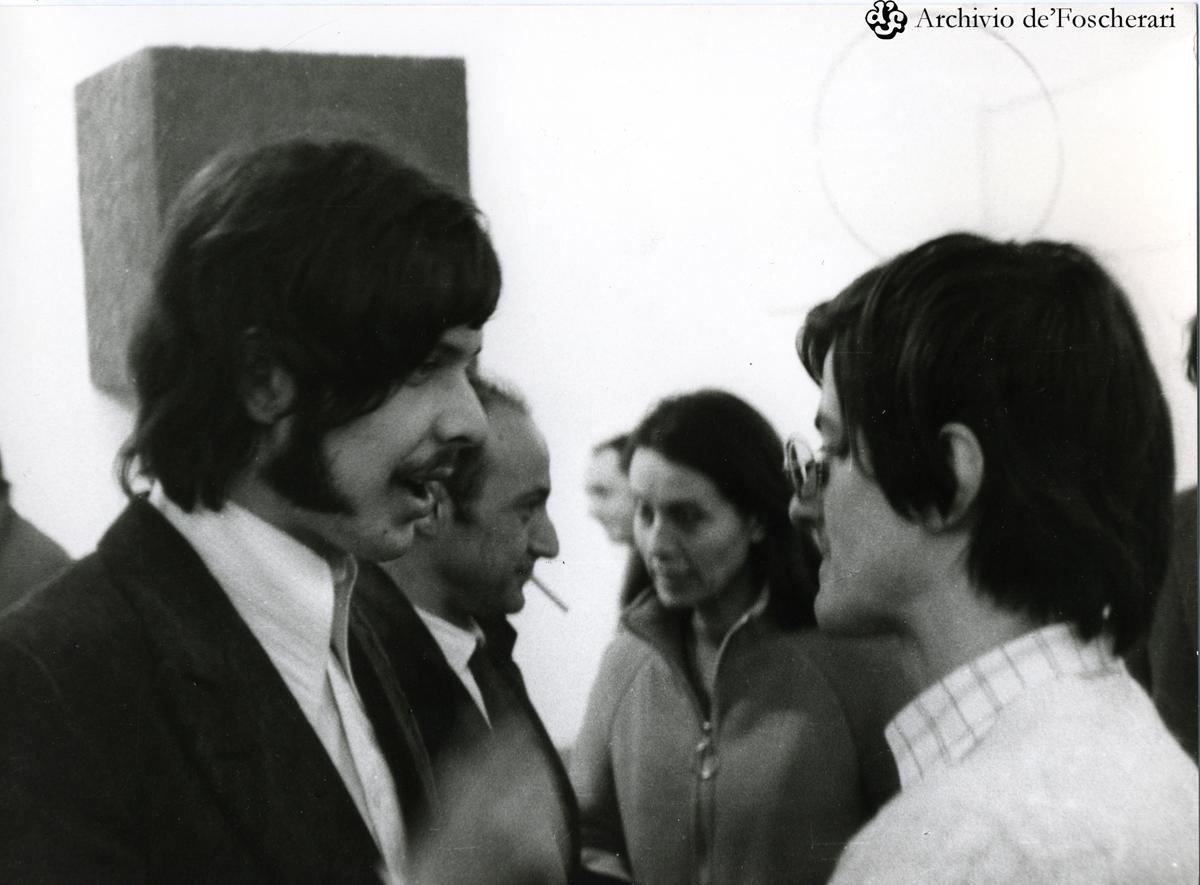 Arte povera 1968 - Piacentino Paolini - GALLERIA DE'FOSCHERARI .jpg