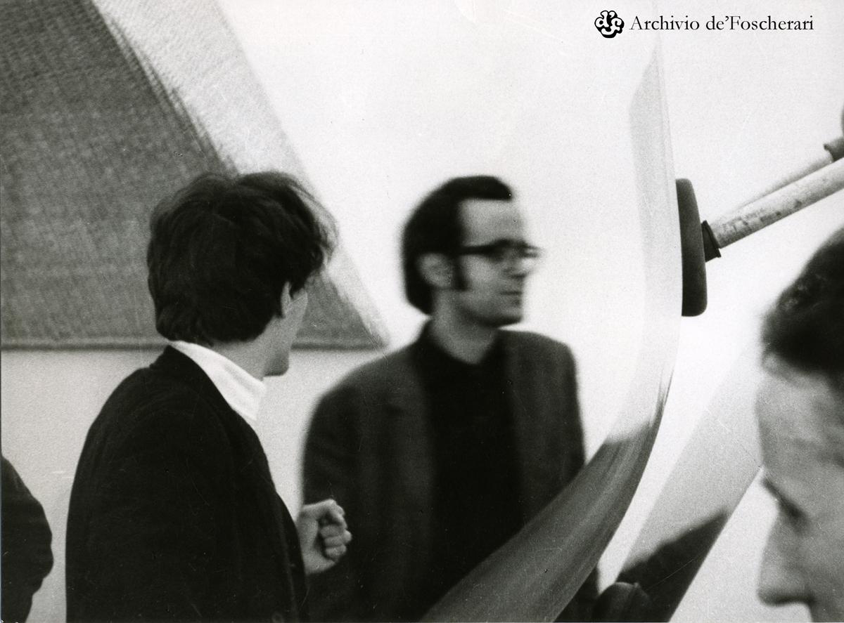 Arte Povera 1968 Zorio Prini - GALLERIA DE' FOSCHERARI .jpg