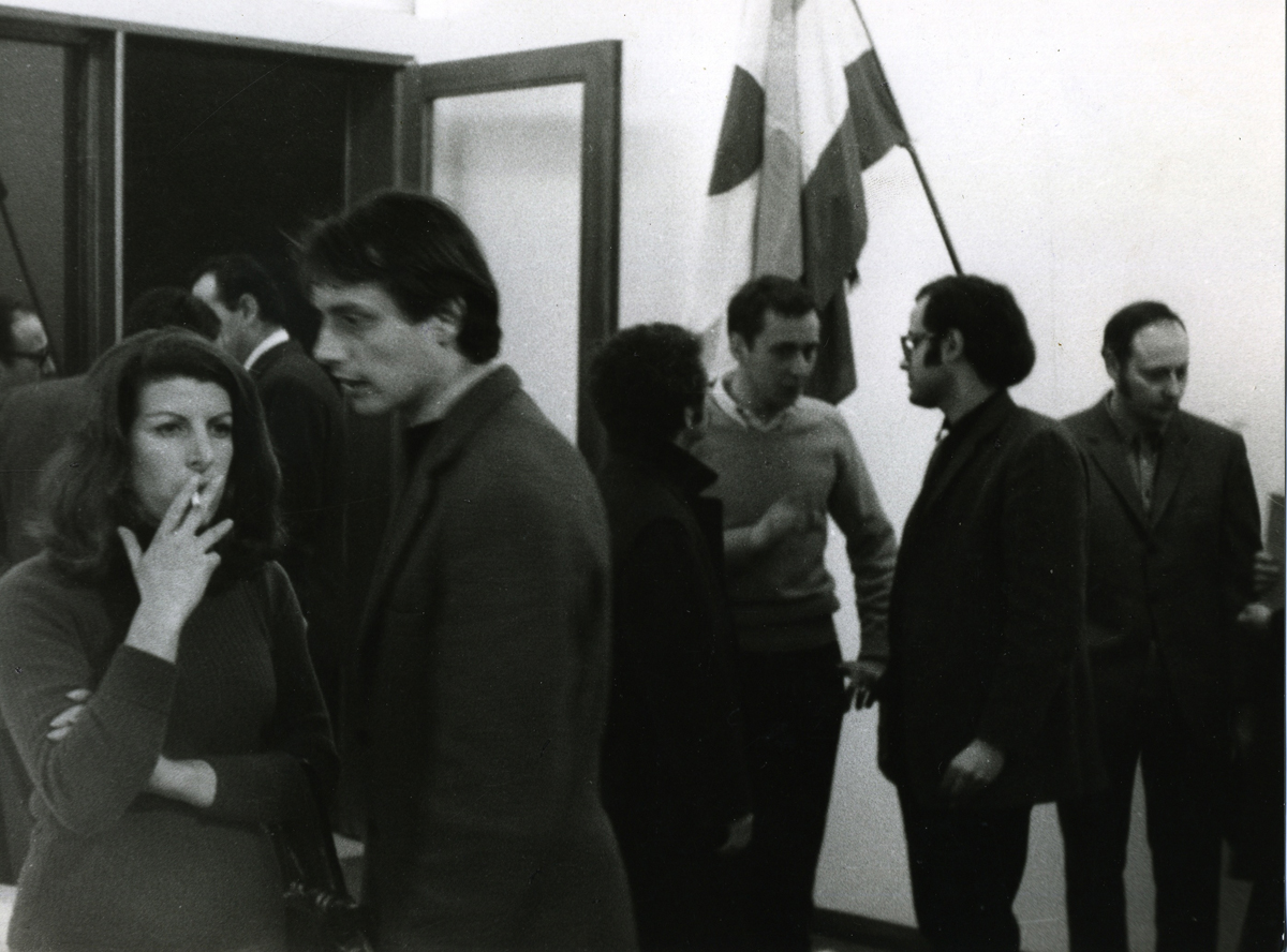 Arte Povera 1968 - GALLERIA DE ' FOSCHERARI .jpg